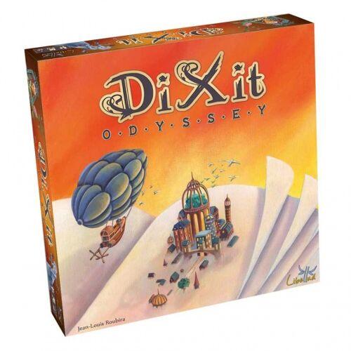 Libellud Brettspiel Dixit Odyssey