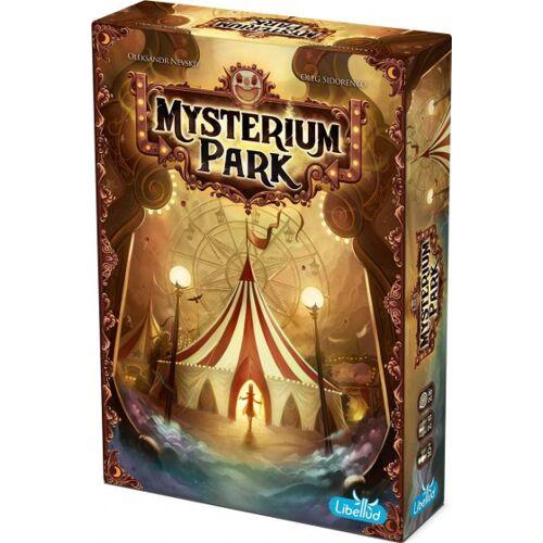Libellud brettspiel Mysterium Park Karton braun 200 teilig