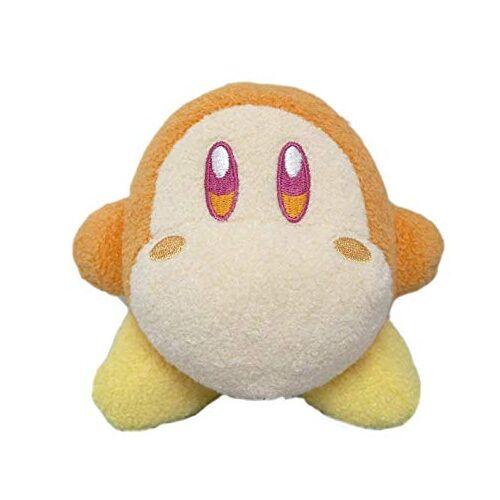 Little Buddy plüschtier Kirby junior 12 cm Plüsch gelb/orange