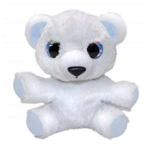 Lumo Stars kuscheltier Lumo Eisbär Nalle weiß 15 cm