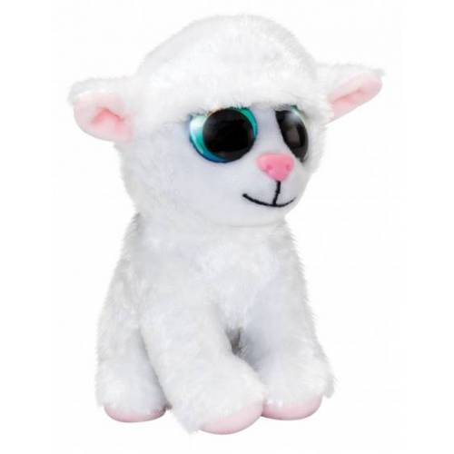 Lumo Stars kuscheltier Lumo Sheep Fluffy15 cm weiß