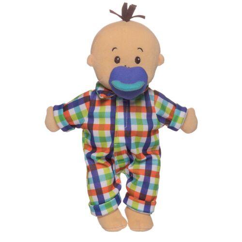 Manhattan Toy babypuppe Fella Jungen 30 cm Textil