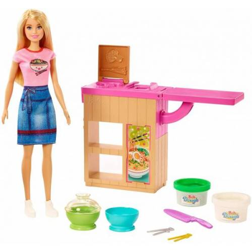 Mattel Barbie spielen Set Nudelbar