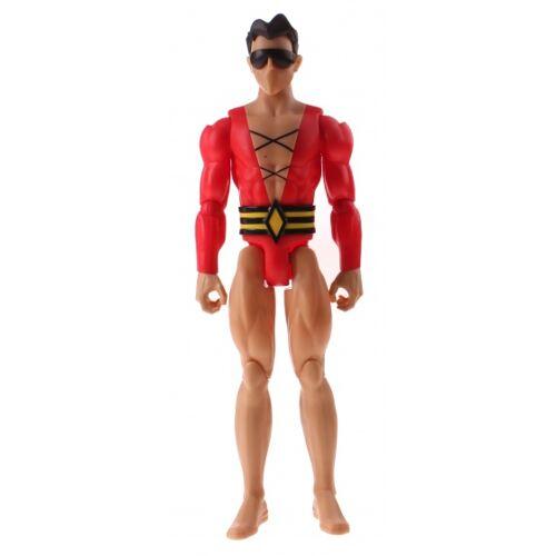 Mattel Pfand Plasticman 30 cm rot