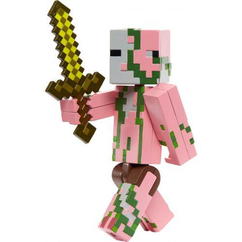 Mattel spielfigur Zombie Pigman Comic Maker 8 cm rosa