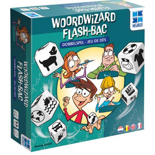 Megableu gesellschaftsspiel Word Wizard (NL/FR)