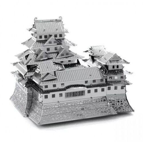 Metal Earth Himeji kasteel 3D Modellbaukasten 7,2 cm