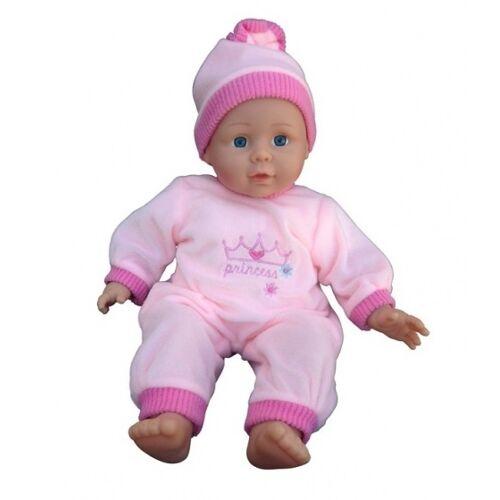 Mini Mommy Babypuppe Sofia rosa 40 cm