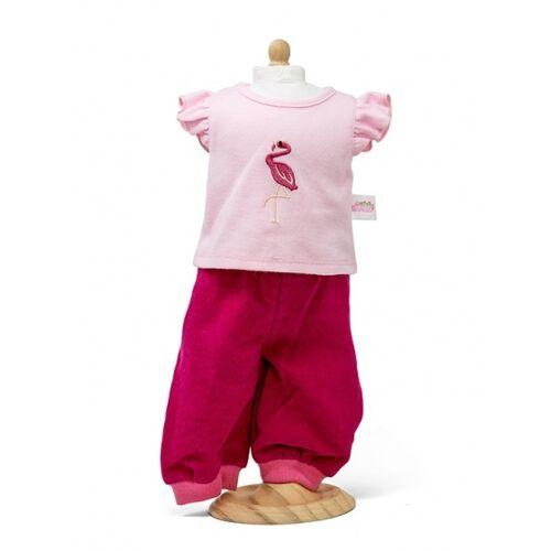 Mini Mommy Cordhose mit Hemd rosa 33 37 cm