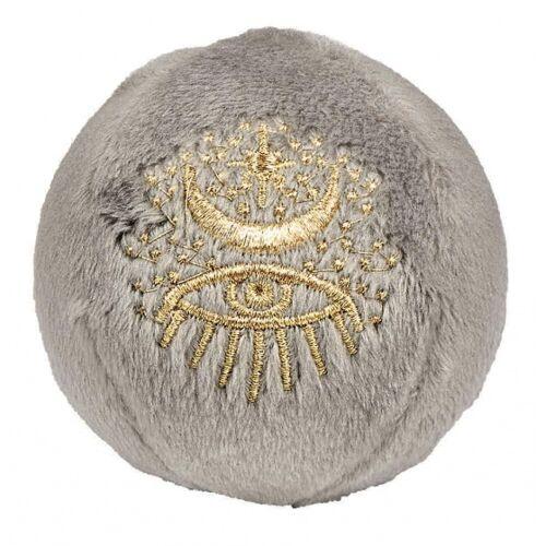 Moses stressball Omm For You 7 cm Plüsch grau