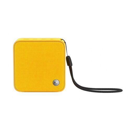 Motorola Bluetooth Lautsprecher Sonic Boost 2108 cm gelb