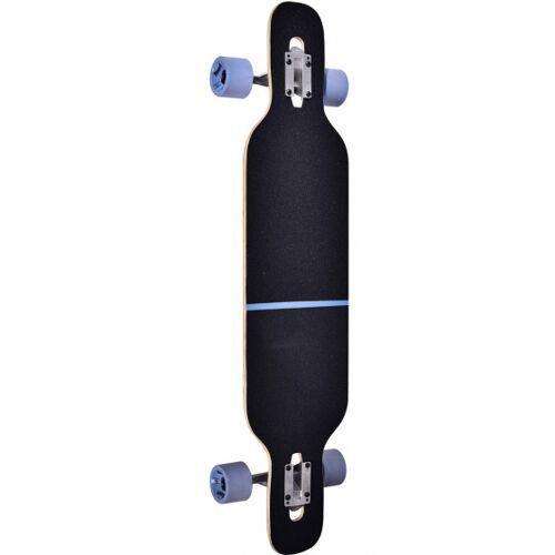 Move longboard Long Rider 99 cm Holz schwarz/blau