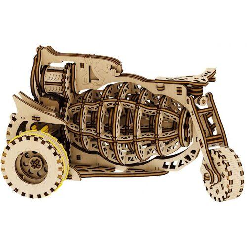 Mr. PlayWood modell Bausatz Dreirad 24 cm Holz 149 teilig