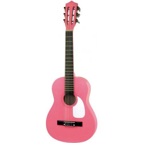Musikids gitarre GP 1Junior 77 cm rosa