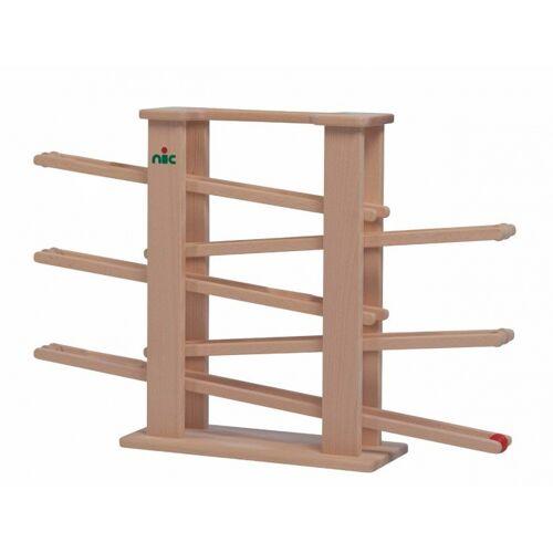 Nic kugelbahn Multitrack 45 cm klares Holz