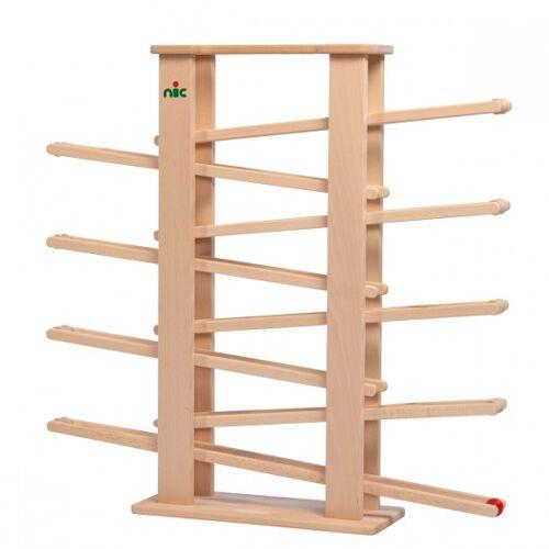 Nic kugelbahn Multitrack 65 cm klares Holz