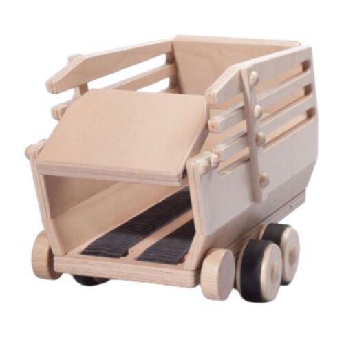 Nic ladewagen junior 43 x 21 cm Holz klar