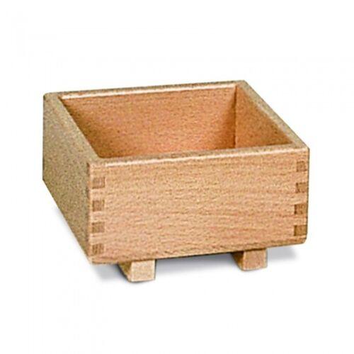 Nic transportkiste 8,5 cm klares Holz