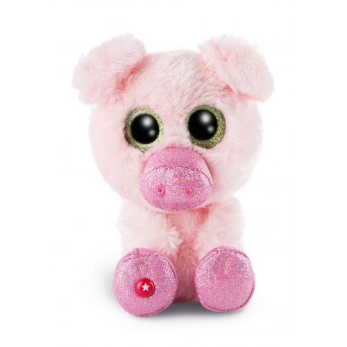 Nici stofftier Glubschis schwein junior 15 cm plüsch rosa