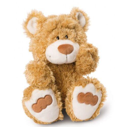 Nici teddybär Classic junior 25 x 16 cm plüsch gold braun