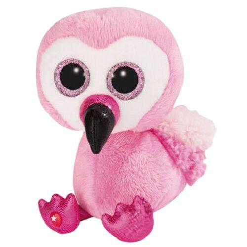 Nici kuscheliger Flamingo Glubschis Fairy Fay 15 cm Plüsch rosa