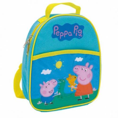 Nickelodeon Cooler Rucksack Peppa Pig 21 x 13,5 x 25 cm