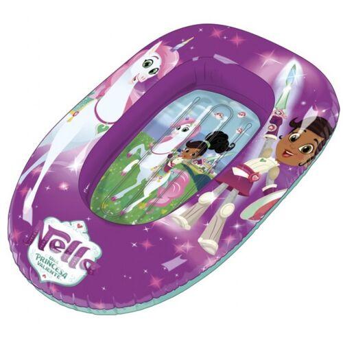 Nickelodeon schlauchboot Nella der Ritter Prinzessin 90 cm PVC violett