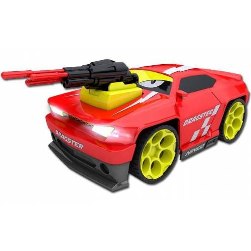 Ninco Racers Uhr Auto Dragster 20 cm rot