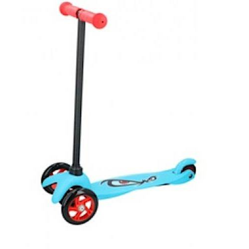 No Fear kinderroller Junior 54 x 22,5 x 66 cm aluminiumblau