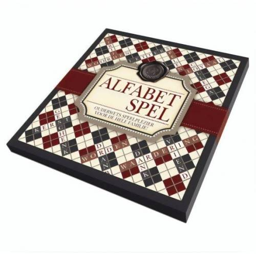 Nova Carta brettspiel Alphabet Spiel