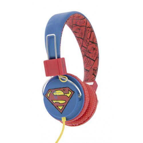 OTL vintage Superman Kopfhörer rot/blau junior
