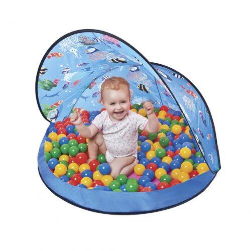 Paradiso Toys spielzelt Aquarium50 Bälle blau 120 cm