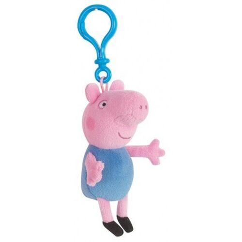 Nickelodeon Key Peppa Pig Plüsch blau 17 cm