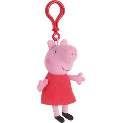 Nickelodeon Key Peppa Pig Plüsch rot 17 cm