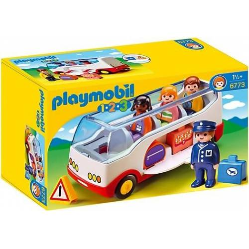 Playmobil 1, 2, 3: Bus (6773)