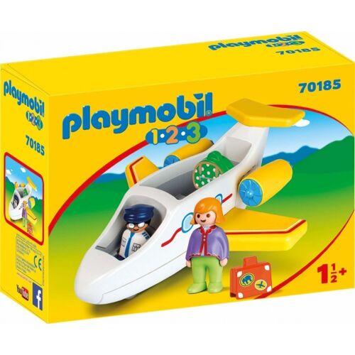Playmobil 1, 2, 3   Flugzeuge (70185)