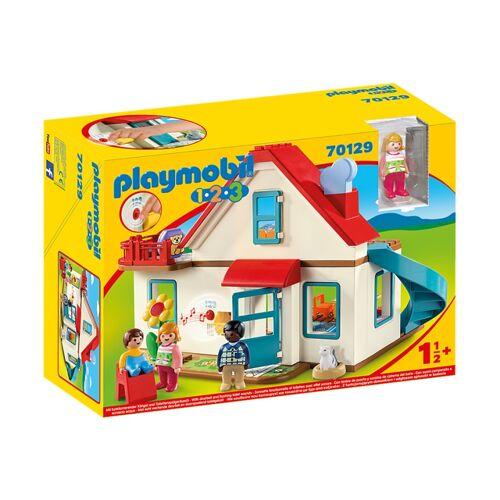 Playmobil 1, 2, 3   Haus (70129)