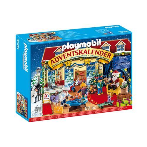 Playmobil adventskalender   Spielzeugladen (70188)