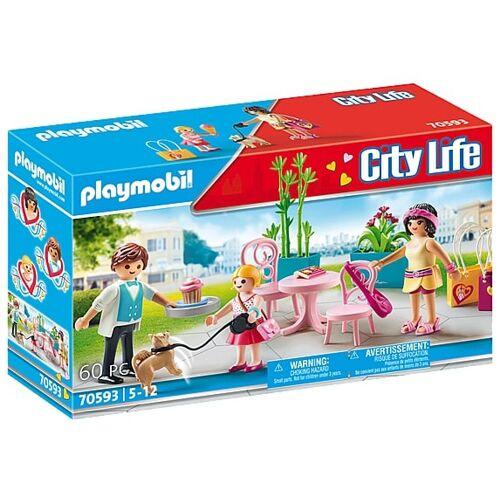 Playmobil City Life   Kaffeepause (70593)