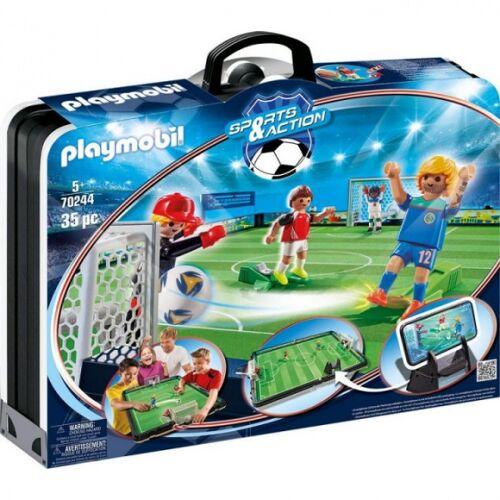 Playmobil take away Fußballstadion Junioren 101 x 55,5 x 10 cm