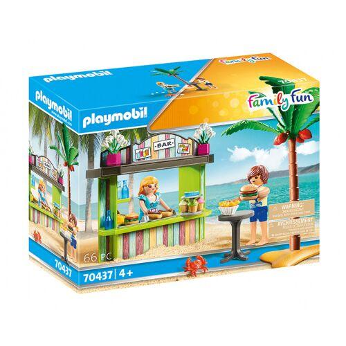 Playmobil Family Fun Strandkiosk Junior 66 teilig