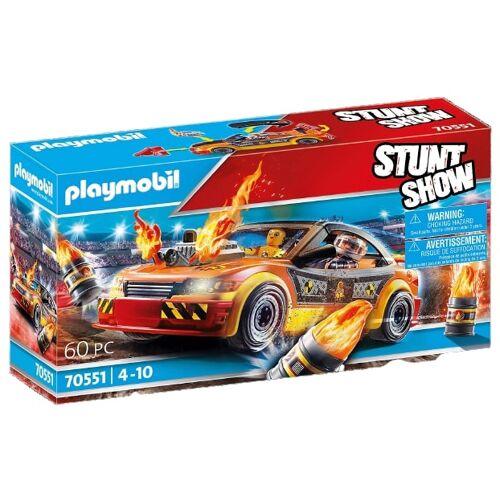 Playmobil Stunt Show   Crashauto (70551)