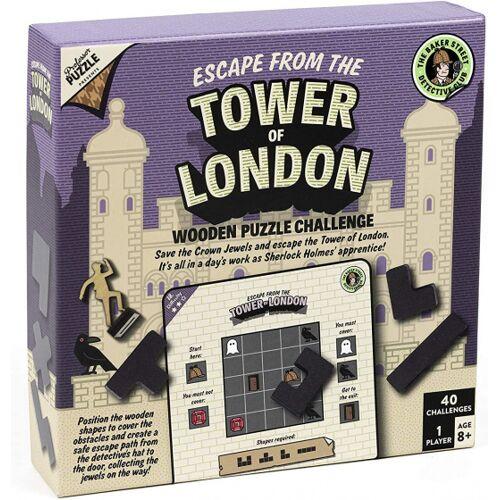 Professor Puzzle Flucht aus dem Tower von London