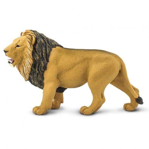 Safari wildtiere Löwe junior 25 cm braun