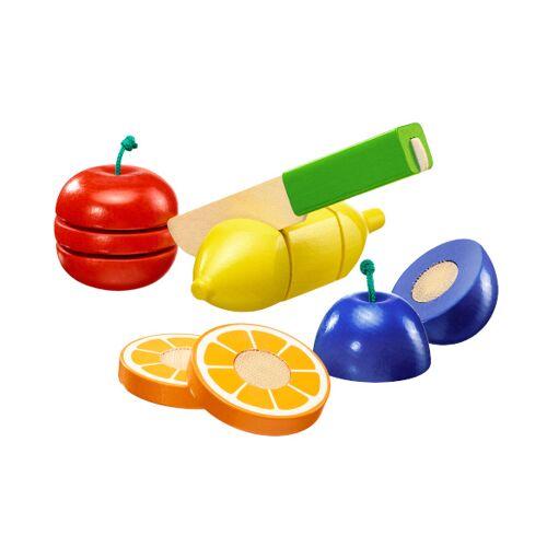 Selecta Spielzeug spielzeugnahrung Fruit junior 11 teilig