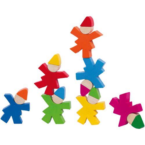 Selecta Spielzeug spielzeugstapel Zwerge Junior Holz 7 teilig