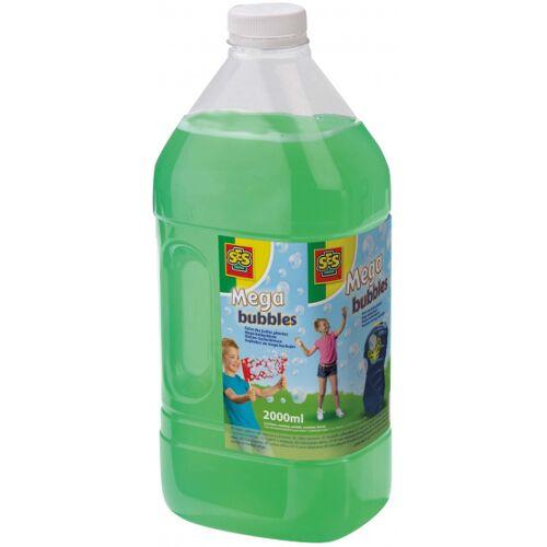 Creative SES Creative nachfüll Seifenblasengerät Mega Bubbles 2000 ml grün
