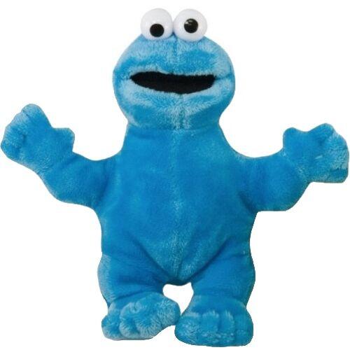 Sesamstraat Cookie Monster Plüsch 21cm