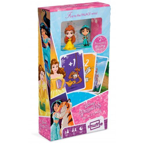 Shuffle kartenspiel Disney Princess 5,6 x 8,7 cm Karton 57 teilig