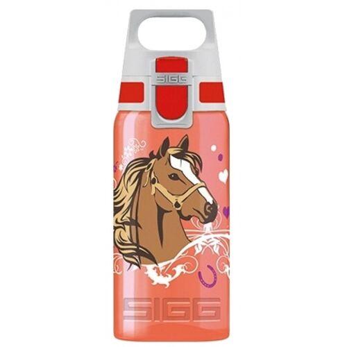 Sigg Viva Tasse Pferde 500ml rot